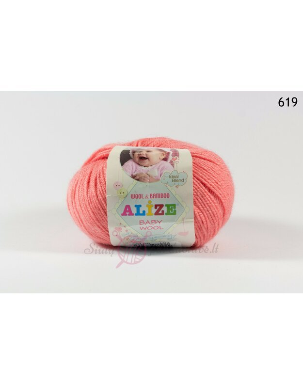 Alize Baby wool 619